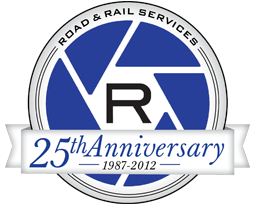Road and Rail Services 25th Anniversary
